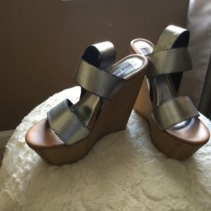 af51ee9756b0 Steve Madden Shoes - Steve Madden Blondie Wedge Heel